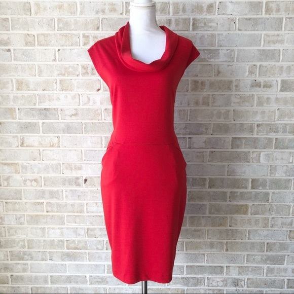 Banana Republic Dresses & Skirts - BR cowl neck dress